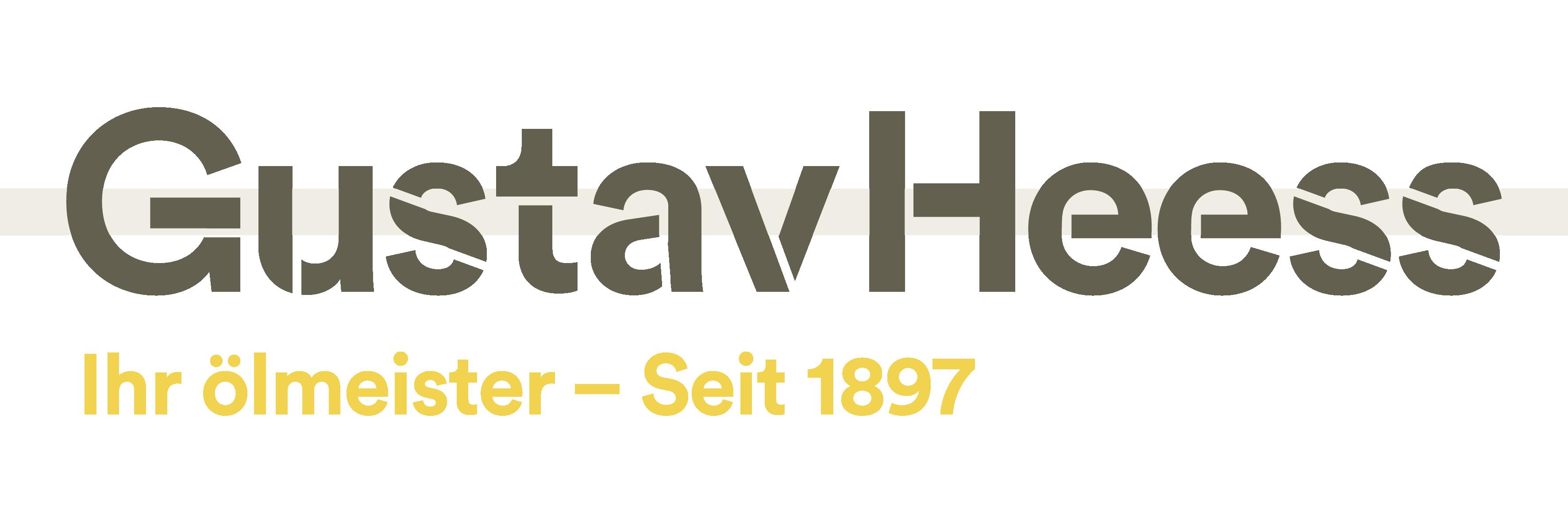 Logo Gustav Heess